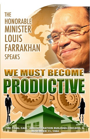 We Must Become Productive (DVD)