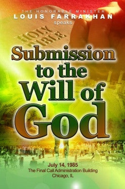 Submission to the Will of God (DVD)