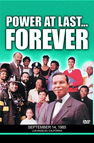Power At Last...Forever (DVD)