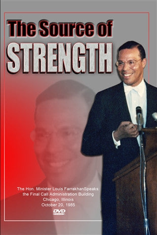 The Source Of Strength (DVD)