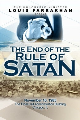 The End of The Rule of Satan (DVD)