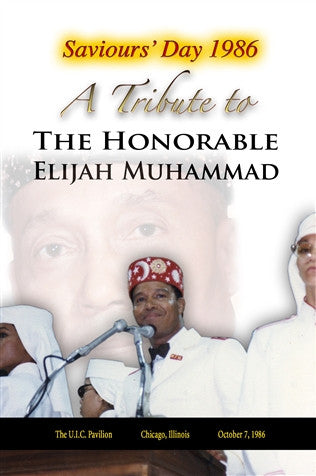 Tribute to the Honorable Elijah Muhammad (DVD)