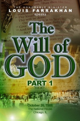 The Will of God Pt. 1 (DVD)