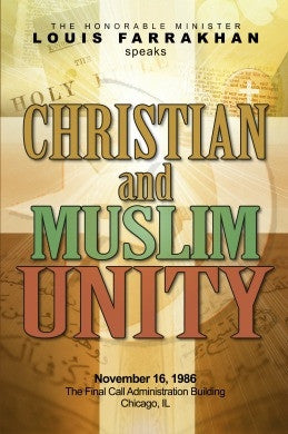 Christian and Muslim Unity (DVD)