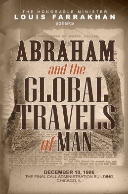 Abraham and The Global Travels of Man (DVD)