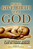 How to Give Birth to a God Pt. 2 (DVD)