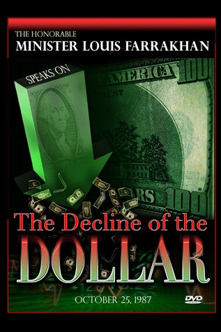 The Decline Of The Dollar (DVD)