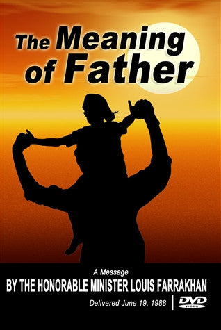 The Meaning Of Father (DVD)