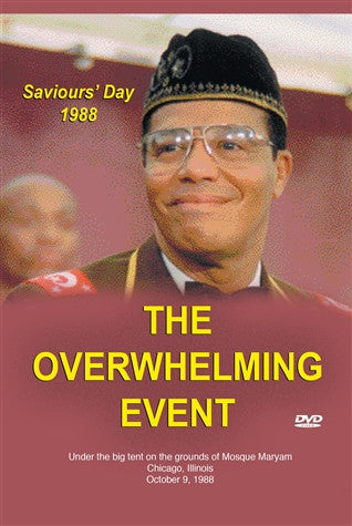 The Overwhelming Event (DVD)