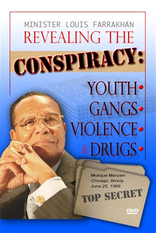 Revealing the Conspiracy: Youth, Gangs, Violence, Drugs (DVD)