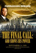 The Final Call: God Shows His Power (DVD)