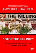 Stop the Killing: Saviours' Day-Washington, D.C. (DVD)