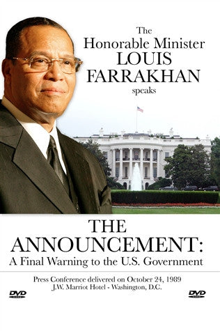 The Announcement (DVD)