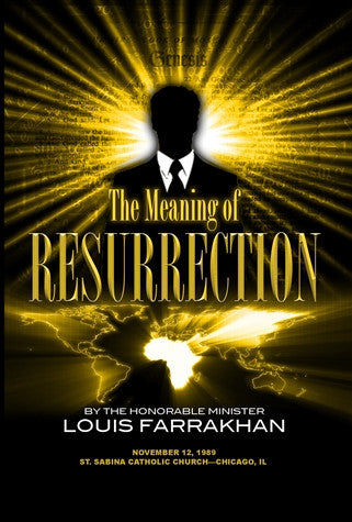 The Meaning Of Resurrection (DVD)