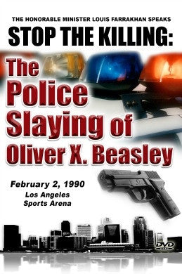 The Police Slaying Of Oliver Beasley (DVD)