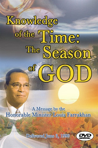 Knowledge of the Time: The Season of God (DVD)