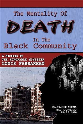 The Mentality Of Death In The Black Community (DVD)