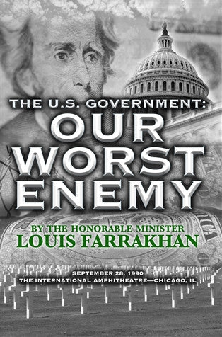 The U.S. Government: Our Worst Enemy (DVD)