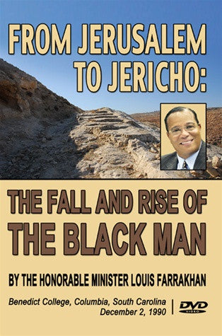 From Jerusalem To Jerricho