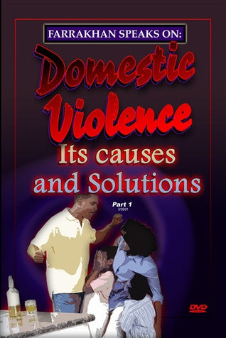 Domestic Violence Pt 1 (DVD)