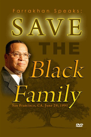 Save the Black Family
