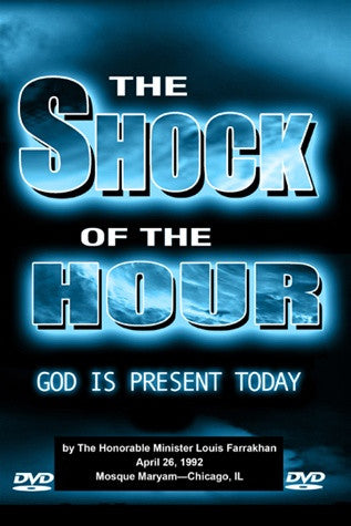 The Shock of the Hour: God Is Present Today