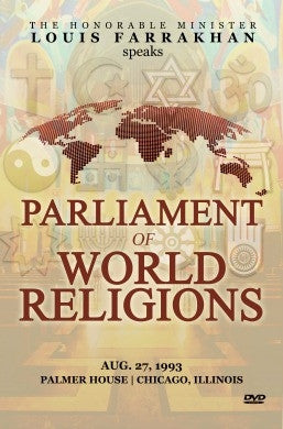 Parliament of World Religions (DVD)