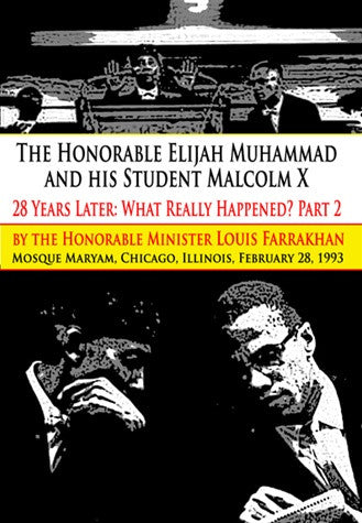 Malcolm X 28 Years Later: Pt. 2 (DVD)