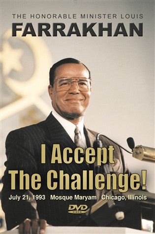 I Accept The Challenge! (DVD)