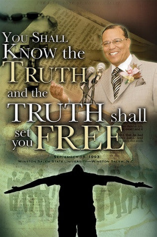 You Shall Know The Truth And The Truth Shall Set You Free (DVD)