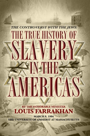 Controversy With The Jews: The True History of Slavery in The Americas (DVD)