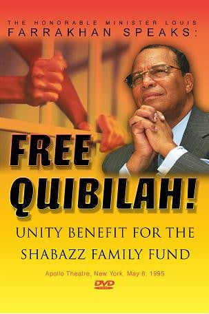 Free Quibilah: Unity Benefit For the Shabazz Family Fund (DVD)