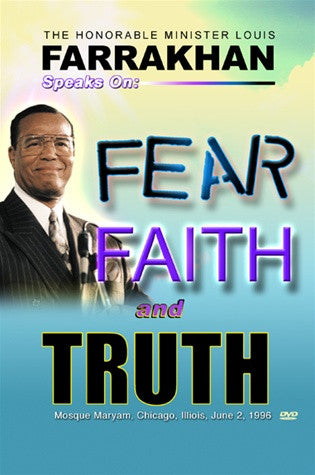 Fear, Faith and Truth (DVD)
