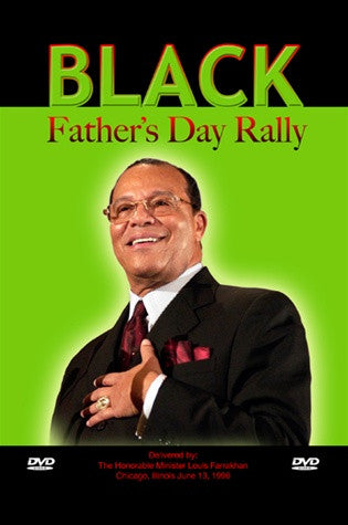 Black Father's Day Rally (DVD)