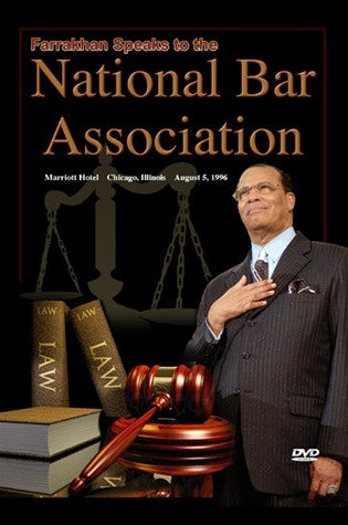 Message to the National Bar Association (DVD)