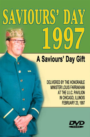 A Saviours' Day Gift: Saviours' Day 1997 (DVD)