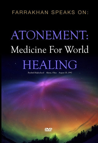 Atonement: Medicine For World Healing (DVD)