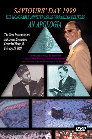 An Apologia-Saviours' Day 1999 (DVD)