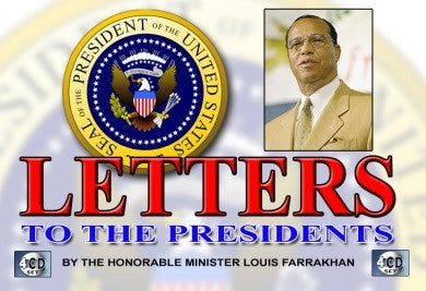 Letters To The Presidents (CD PACKAGE)
