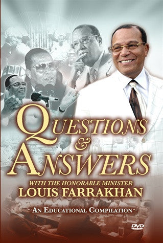 Questions & Answers Compilation (DVD)