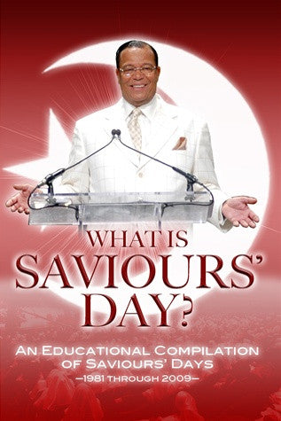 Saviours' Day, Minister Louis Farrakhan Compilation (DVD)