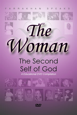 The Woman: The Second Self Of God Compilation (DVD)