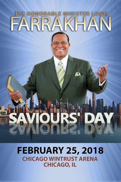 Saviours' Day 2018 Keynote Address