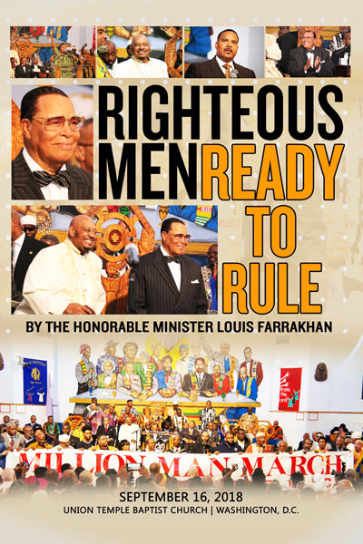 Righteous Men Ready To Rule