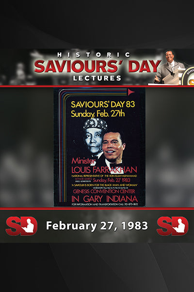 Saviours' Day February 27, 1983