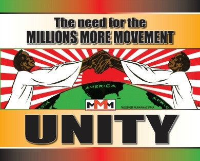 Unity MMM Poster