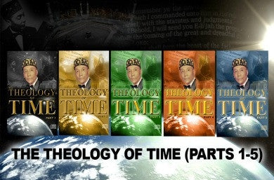 Theology of Time Part 1-5 (CD)