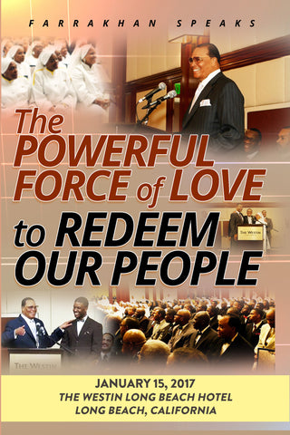The Powerful Force of Love to Redeem Our People