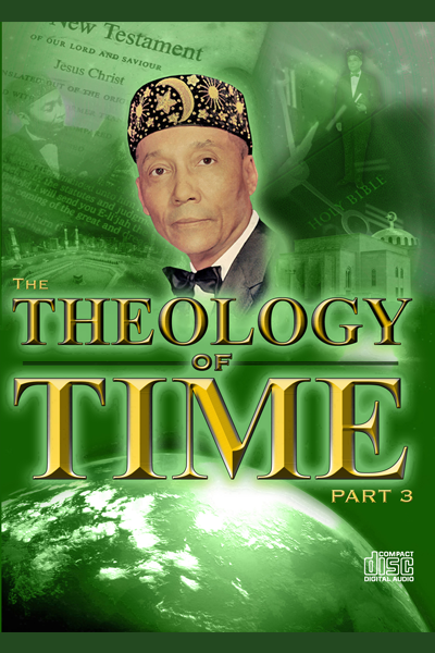 Theology of Time Part 3 - August 20, 1972