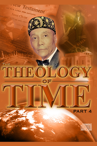 Theology of Time Part 4 - September 24, 1972